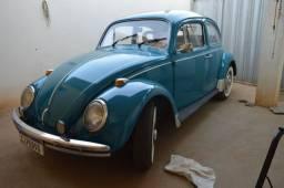 Fusca Azul Pavão 1972/1500