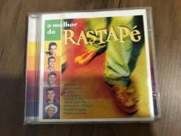 CD o melhor do rastapé 2005