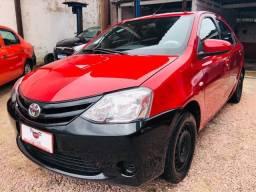 Toyota- Etios Sedan Xs 1.5 + GNV