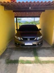 Honda Civic LXR 2.0 2015 Automático com GNV