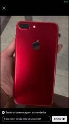 iPhone 7plus Edição RED 256