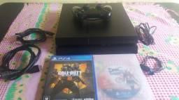 Vendo um PlayStation 4