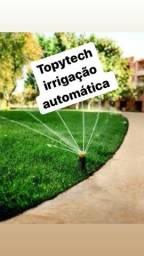 Irrigação automática profissional instalação manutenção e equipamentos