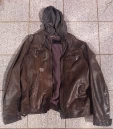 2 jaquetas couro legitimo por apenas 490
