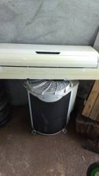 Vendo ar condicionado 18 BTUs instalado