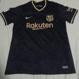 Camisa Barcelona 20/21 - Away - Tamanho M