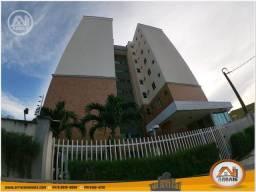 Apartamento com 3 dormitórios à venda, 64 m² por R$ 250.000 - Maraponga - Fortaleza/CE