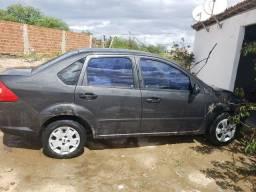 Fiesta sedan 2005 2006