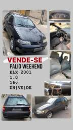 Vendo palio weekend 2001 16 v 1.0 4p