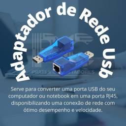Adaptador de Rede Usb