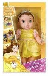 Boneca Vinil Princesas Disney Baby Bela - Mimo