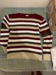 Blusa tricô tamanho p