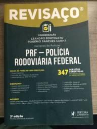 Material para concurso da Polícia Rodoviária Federal