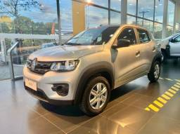 Título do anúncio: Renault Kwid 2022 com de Entrada + 60X DE R$1.274,00