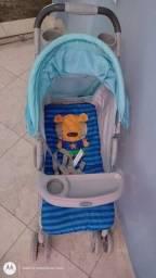 Carrinhode bebe voyage azul