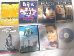 dvds originais usados( conservados) colecionador