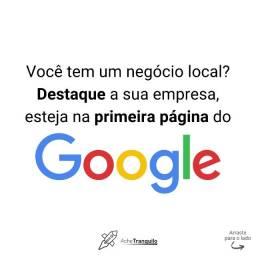 Gerenciamento Google Meu Negócio