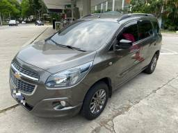 Chevrolet Spin 1.8 Advantage Top 2014 Aut GNV So Hoje