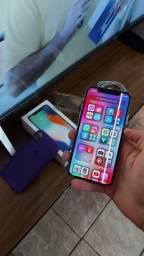 Vendo iPhone X 256GB com pequeno detalhe