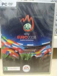 Uefa euro 2008 austria-switzerland jogo futebol pc dvd