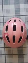Capacete Helmet FILA Infantil *Usado em perfeito estado