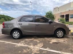 Toyota/Etios XS Sedan Automático 2018