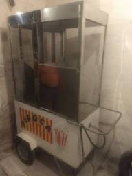 Carrocinha de pipoca R$950