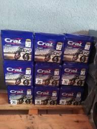 Bateria CRAL 5 ah para moto 125/150 cc