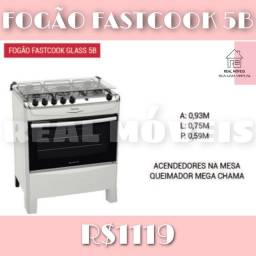 Fogão Fastcook Glass fogão fogão fogão fogão fogão Fastcook Glass