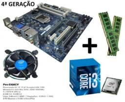 Kit Intel I3-4150 Placa Mãe Positivo Lga 1150 + 8gb Ddr3 4ªgeração