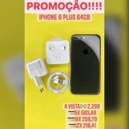 iPhone 8 Plus 64GB PROMOÇÃO!!!!
