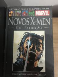 Graphic Novels Marvel Ed. 12 - Vol 23 - Novos X-Men - E De Extinção