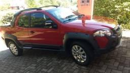 Fiat Strada Adventure  SÓ 47.000km Impecável