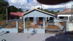 Título do anúncio: Casa com 3 dormitórios à venda, 100 m² por R$ 400.000 - Centro - Presidente Médici/RO
