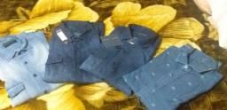 Título do anúncio: Lindas camisas jeans