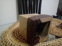 Embalagem especial para fatias e docinhos/salgadinhos 10 und.