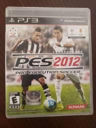 Jogo PES 2012 PS3
