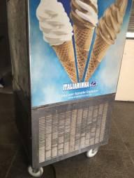 Máquina de sorvete (usada)