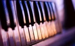 Aulas de teclado