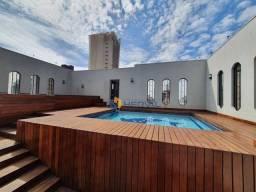 Apartamento Duplex com 4 dormitórios à venda, 626 m² por R$ 1.920.000,00 - Zona 01 - Marin