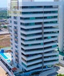 Apartamento No Condomínio Porto Real ,Ponta do Farol  ,Vista Mar Livre
