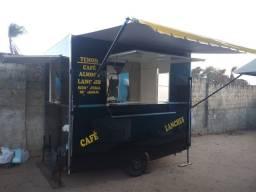 Food Truck  Semi-novo .
