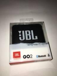 Caixinha de som jbl go 2 (original) - novo .