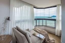 Título do anúncio: Fantástico apartamento! Frente mar - Mobiliado - 4 Suítes - 2 Vagas