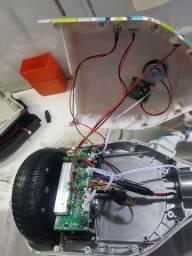 Hoverboard manutenção