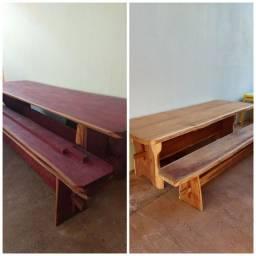 Mesa de madeira
