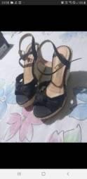 Sapato Plataforma Sapatinho de Luxo