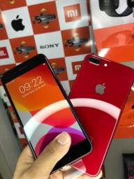 Promoção iphone 8 plus 64 GB Red semi novo