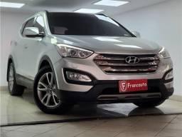 Hyundai Santa fe 2014 3.3 mpfi 4x4 7 lugares v6 270cv gasolina 4p automático