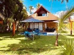 Bangalô no Eco Resort Carneiros - Pronto pra Morar